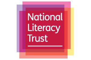 National Literacy Trust Logo for Website Rev